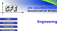 Logo SFE Softwarefirma in Berlin
